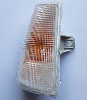 Указатель поворота левый Opel Kadett E 85-91 белый (Depo) 90008396