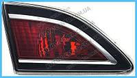 Фонарь задний Mazda 3 09-13 седан левый (Depo) внутренний 4542871E BBP2513G0D