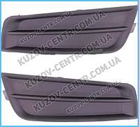 Решетка бампера Chevrolet Cruze 09-12 правая (без отв.) (FPS) 94831150