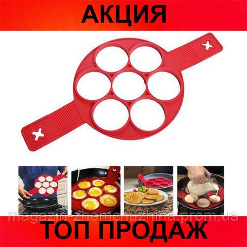 Силиконовая блинница non-stick pancake maker W-18!Хит цена
