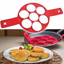 Силиконовая блинница non-stick pancake maker W-18!Хит цена, фото 2