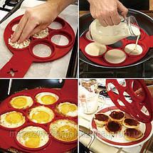 Силиконовая блинница non-stick pancake maker W-18!Хит цена, фото 3
