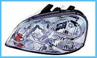 Фара передняя для Chevrolet Lacetti '03- SDN левая (DEPO) механическая