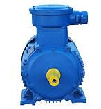 Электродвигатель взрывозащищенный АИМ132S4 7,5 кВт 1500 об/мин, фото 4