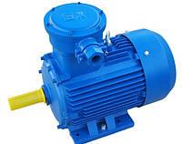 Электродвигатель взрывозащищенный АИМ112МА6 3 кВт 1000 об/мин, фото 1