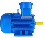 Электродвигатель взрывозащищенный АИМ132S4 7,5 кВт 1500 об/мин, фото 5
