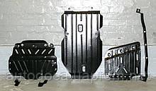 Установка захисту картера двигуна, кпп, ркпп, радіатора, диференціала в Києві.