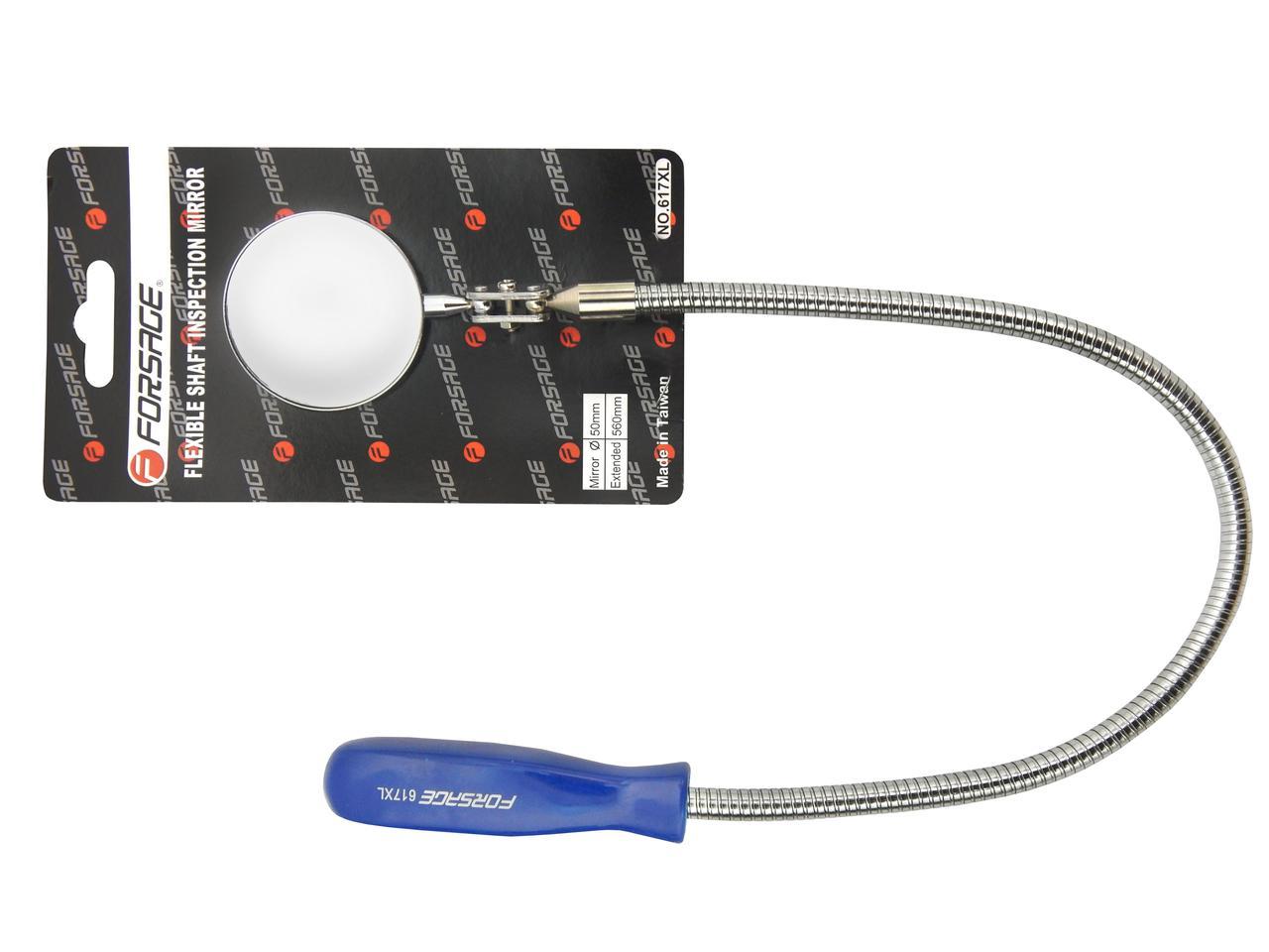 Приспособление для осмотра узлов и агрегатов с гибкой рукояткой (L-560мм)
