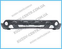 Передний бампер нижняя часть Honda CR-V 06-09 (с отв. под ПТФ) (FPS) 04712SWAA92