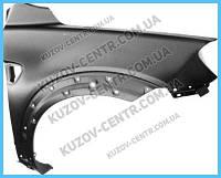 Крыло переднее правое Chevrolet Captiva 06-11 (C100) (FPS) Chevrolet FP 1702 312-P