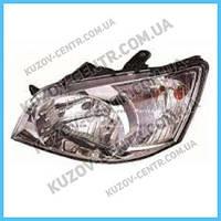 Фара Hyundai Getz (02-05) правая, электрическая (DEPO) 921021C000