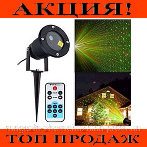 Лазерный звездный проектор Star Shower RG12!Хит цена