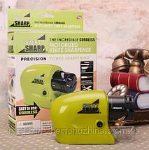 Точилка для ножей и ножниц Swifty Sharp Motorized Knife Sharpener!Хит цена, фото 3