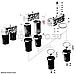 7405.1017040 Элемент фильтра масляного КАМАЗ ЕВРО (пр-во SINTEC), фото 5
