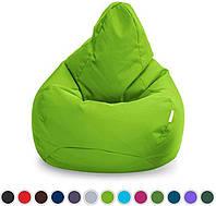 Кресло Мешок (груша) XXL 140х110. Оксфорд водоотталкивающий. Для дома и офиса. Нагрузка до 300 кг.