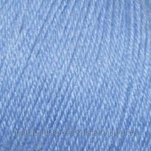 Пряжа Alize Baby wool Голубой