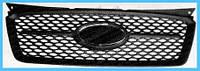 Решетка радиатора Kia Picanto 07-10 черная (FPS) 8637007550