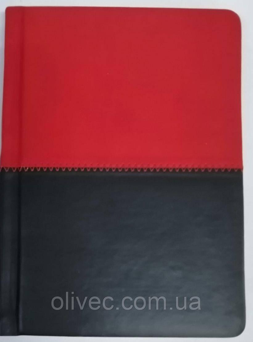 Ежедневник кожаный не датированный BUROMAX