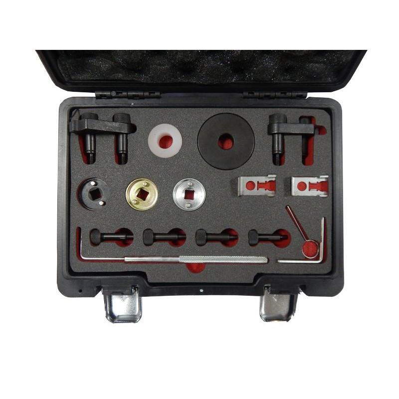 Набор фиксаторов для обслуживания двигателей группы VAG (1.8/2.0 TSI)