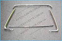 Комплект рамки решетки переднего бампера Mitsubishi ASX 10-13 (FPS) 6400C964