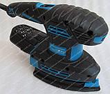 Вибрационная шлифмашина Kraissmann 250 MS-A 12 (2 платформы), фото 4