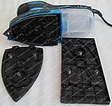 Вибрационная шлифмашина Kraissmann 250 MS-A 12 (2 платформы), фото 7