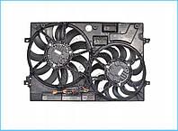 Вентилятор в сборе Audi A4 2001-2004 SDN / 2002-2004 AVANT (B6)
