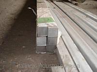 Нержавеющий квадратный пруток AISI 304 8Х8