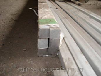 Нержавеющий квадратный пруток AISI 304 8Х8, фото 2