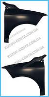 Крыло переднее левое Renault Fluence 10- (FPS) 631011341R