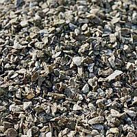 Крошка Мраморная серо-коричневая