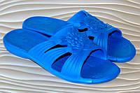 """Сланцы женские """"Пион"""" EVA 6-17 синие"""