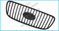 Решетка радиатора Kia Picanto 04-07 черная (FPS) 8636007000