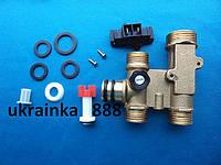 Группа ГВС Habitat 2 ( Датчик контроля минимального расхода воды с фильтром)
