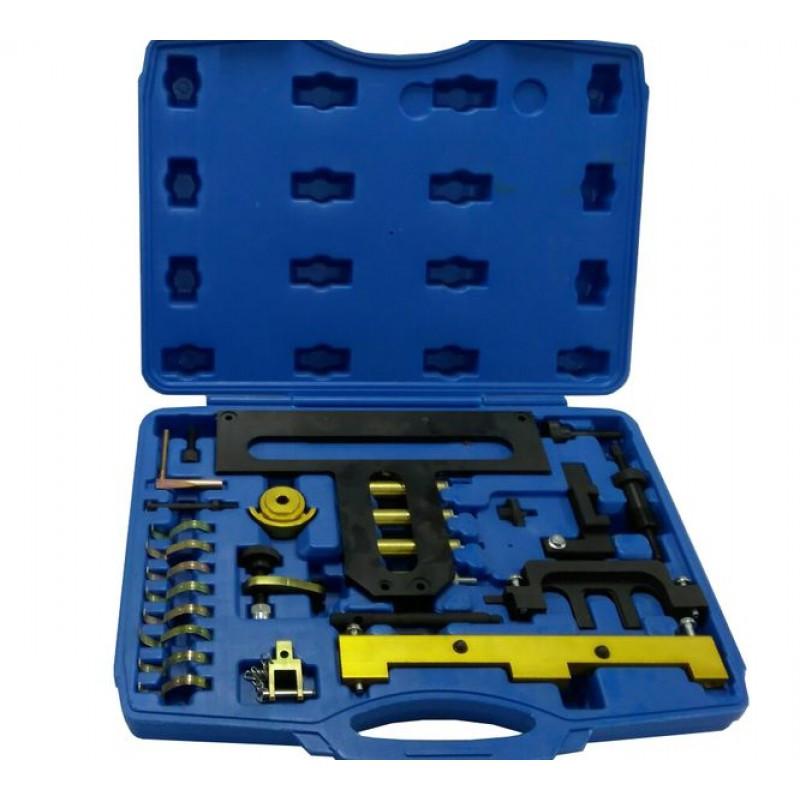 Набор фиксаторов для обслуживания двигателей BMW 26пр. (1.8, 2.0 N42/N46/N46T)