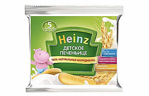 Детское печенье Heinz (Хайнц) с 5 месяцев, 60 г