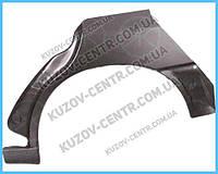 Ремчасть заднего крыла (арка) Seat Ibiza / Cordoba 93-99 правая (FPS)