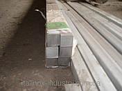 Нержавеющий квадрат калиброванный 04Х18Н10 10Х10, фото 3