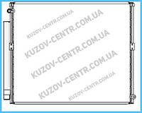 Радиатор кондиционера TOYOTA LAND CRUISER PRADO J120  (2003 -2009)