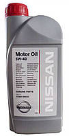 Масло моторное Nissan SL/CF 5W40 1L KE900-90032