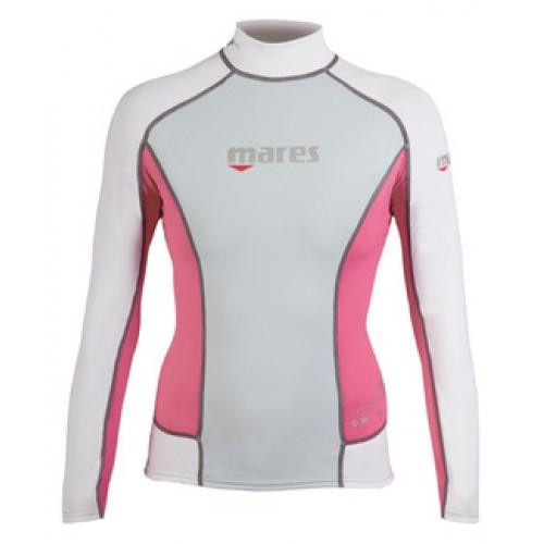 Теніска Mares Trilastic (Рожевий)