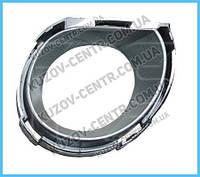 Окуляр решетки под птф VW Touareg 07-09 хром, правый (FPS) 7L6853400