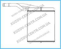 Радиатор печки Ford Focus (AVA) FP 28 N24
