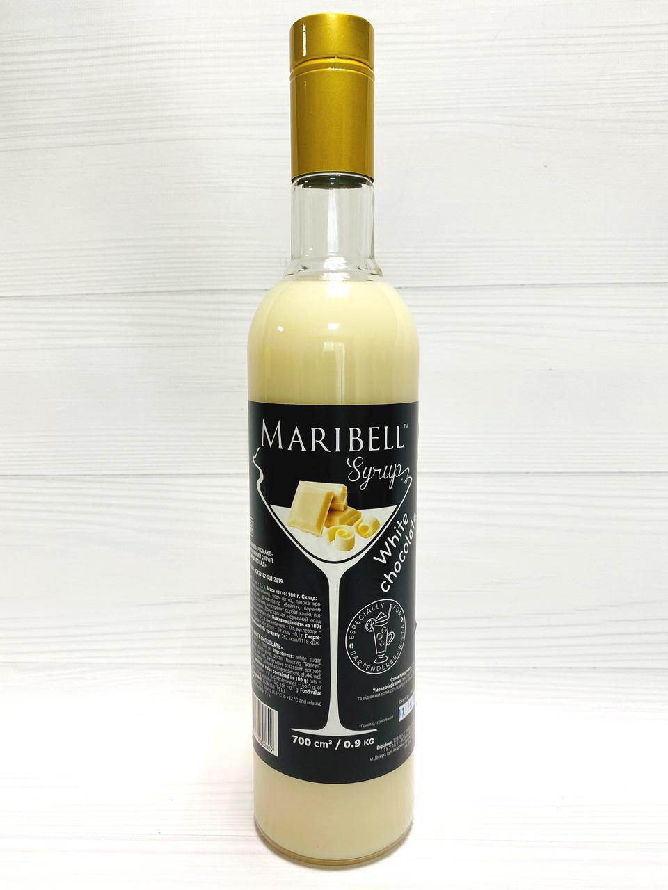 Сиропы Maribell ( Kava )  Белый Шоколад- 700 мл.