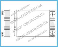 Радиатор печки Mercedes C-Class W203, CLK W209 (AVA)