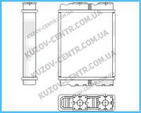 Радиатор печки Mitsubishi Colt / Lancer (FPS) FP 50 N136