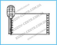 Радиатор печки Seat ALHAMBRA 1995-2009