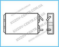 Радиатор печки Volvo 740 / 760 / 940 / 960 (Nissens) FP 72 N178-X