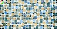 """Панель ПВХ Регул Листовая Мозаика """"Лепнина"""" Группа G, на стену, на потолок"""