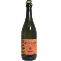 Вино белое полусладкое Fragolino pesca Fiordi 7% 0,7л